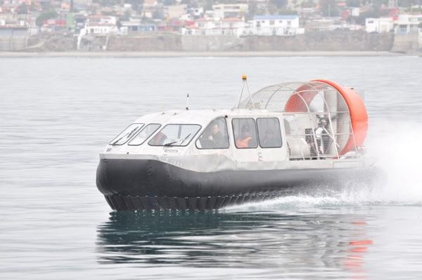 Hovercraft 40 AHS-12/TF