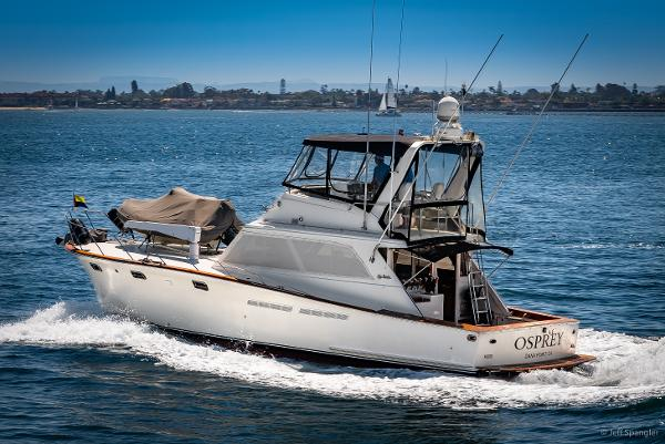 "Egg Harbor Sportfish 48' Egg Harbor Sport Fisherman ""OSPREY"""