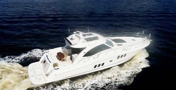 Sea Ray Sundancer 610 Main Profile