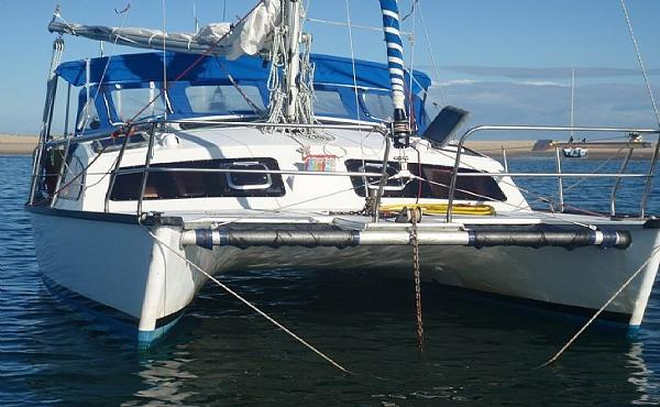 Custom Naviplane Catamaran