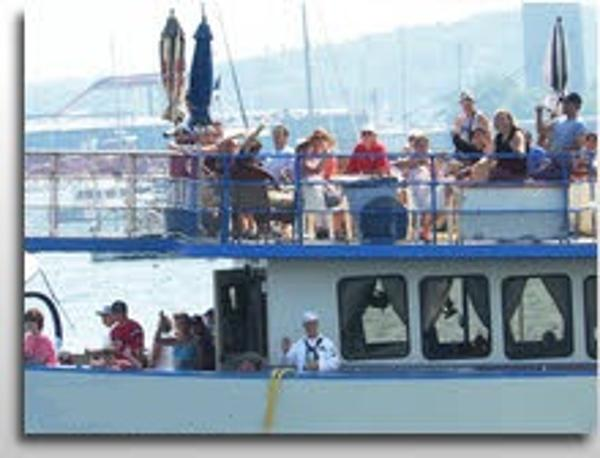 84' Passenger Excursion Ferry - Floating Restaurant For sale