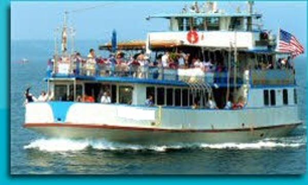 84' Passenger Ferry Restaurant For Sale