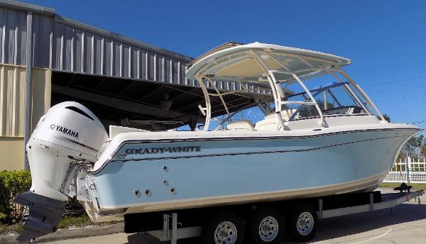 Grady-White Freedom 285