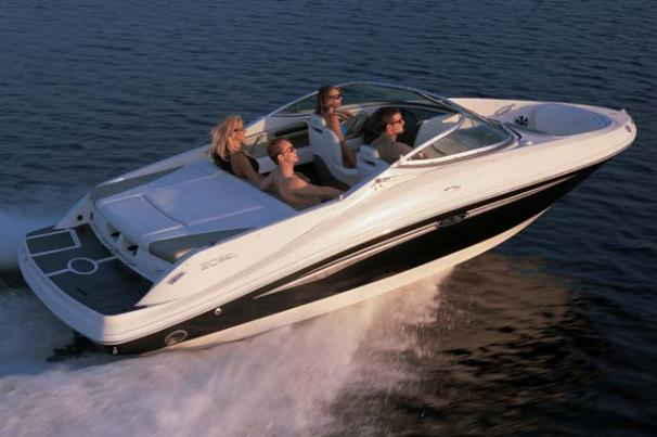 Sea Ray 210 Select Manufacturer Provided Image