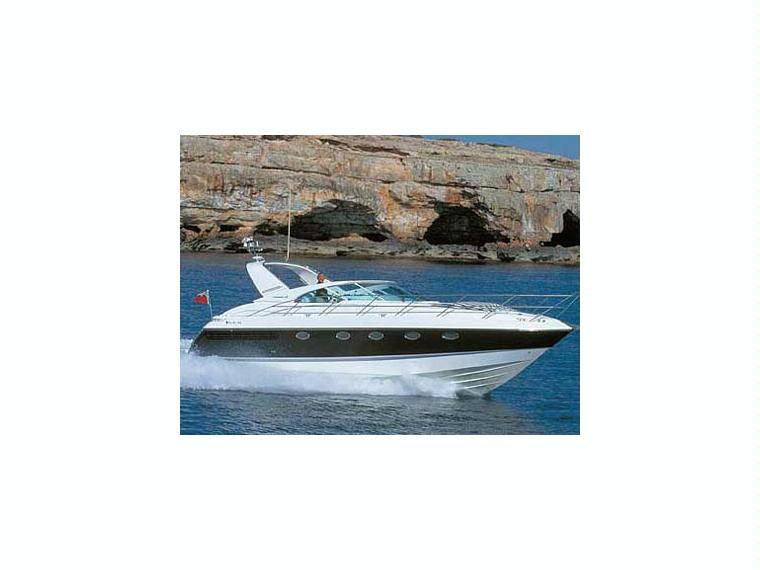Fairline Boats Fairline Targa 43