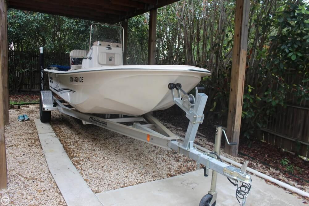 Carolina Skiff 18 JVX 2016 Carolina Skiff 18 JVX for sale in San Antonio, TX