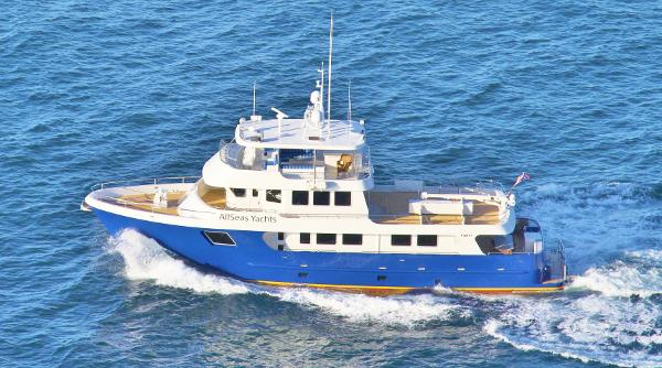 Allseas Expedition Motor Yacht