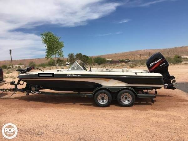 Nitro 288 Sport 2002 Nitro 288 Sport for sale in Overton, NV
