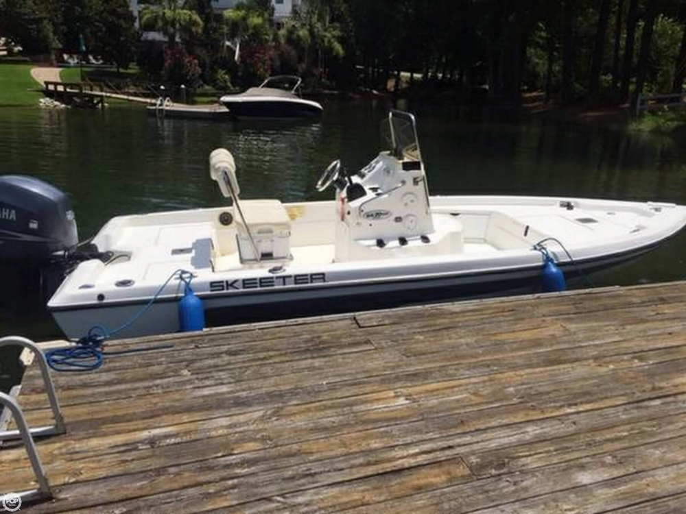 Skeeter ZX 20 Bay 2006 Skeeter 20 for sale in Irmo, SC