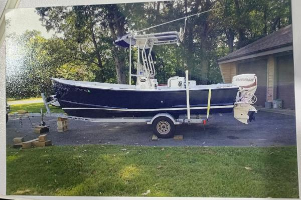 Seaway 21 Sportsman CC With T-Top
