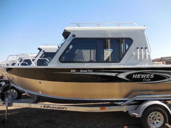 Hewescraft 220 Ocean Pro HT BH