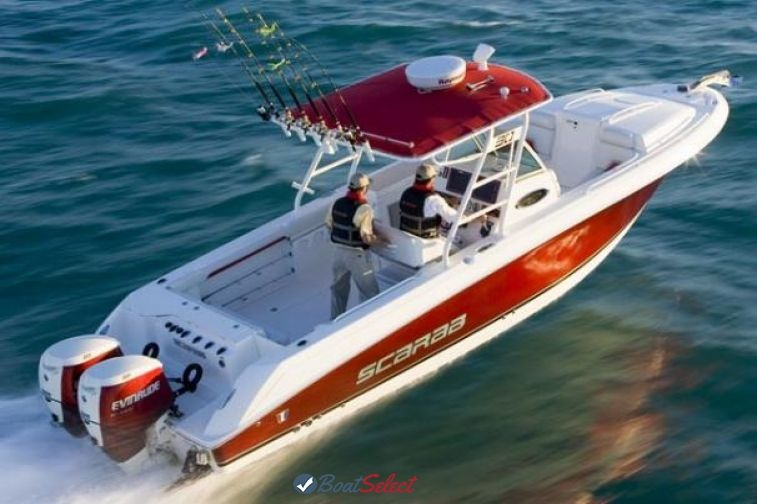 Wellcraft Scarab 30 Offshore