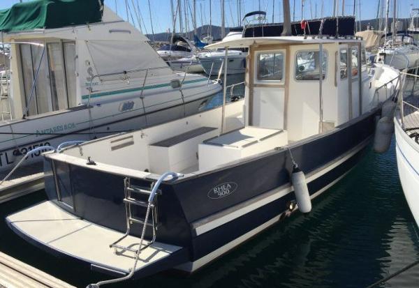 Rhea Marine 900 Timonier