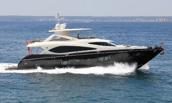 Sunseeker Flybridge Motoryacht Profile