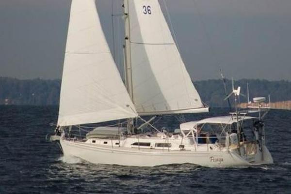 Outbound 46 A Great Passagemaker