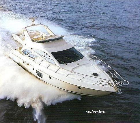 Azimut Az 55 e Azimut 55 Sailing