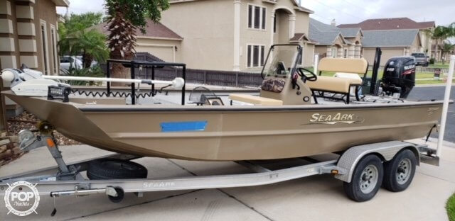 SeaArk 2072 FXT Elite 2014 Sea Ark 2072 FXT Elite for sale in Corpus Christi, TX