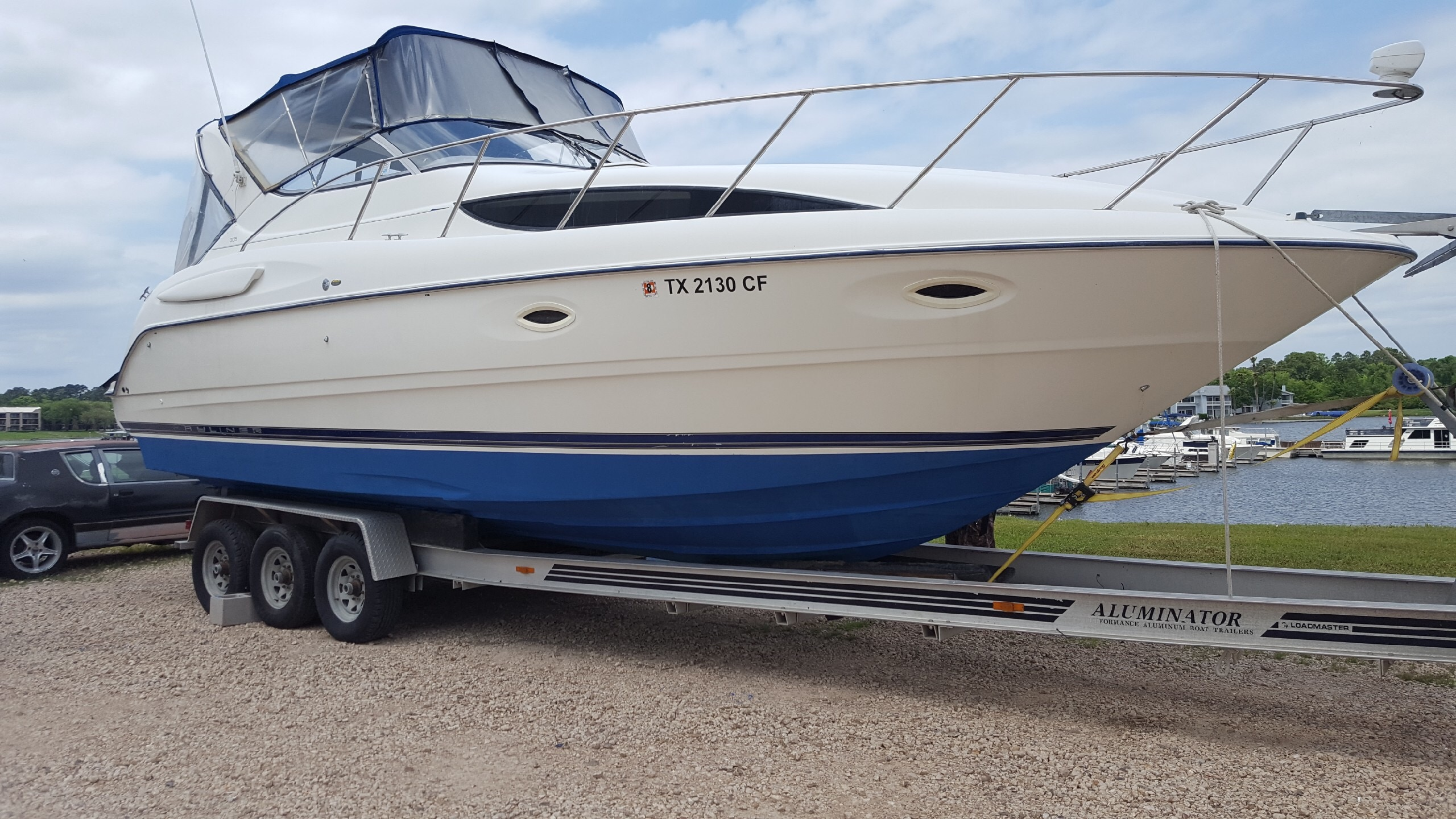 Bayliner 3055 Avanti Sunbridge