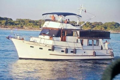 Chung Hwa Blue Ocean 46 Blue Ocean 46 Type Grand Banks in Spanien(Mallorca)