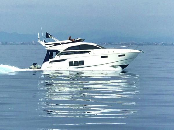 Fairline Squadron 48 FAIRLINE SQUADRON 48