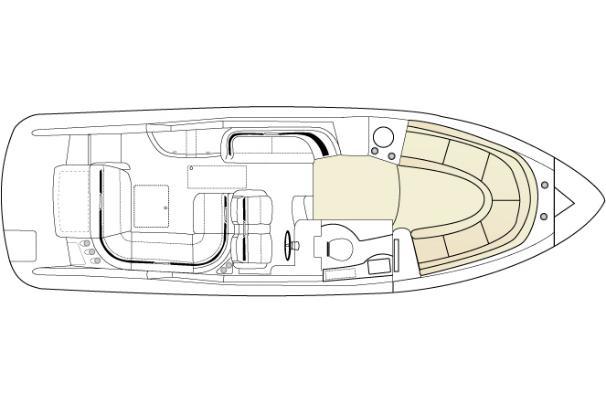 Formula 310 Sun Sport Manufacturer Provided Image