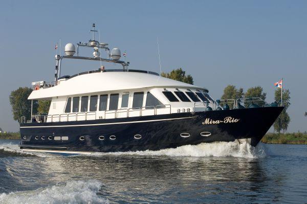Tilborg Jachtbouw BV Long Range Motoryacht