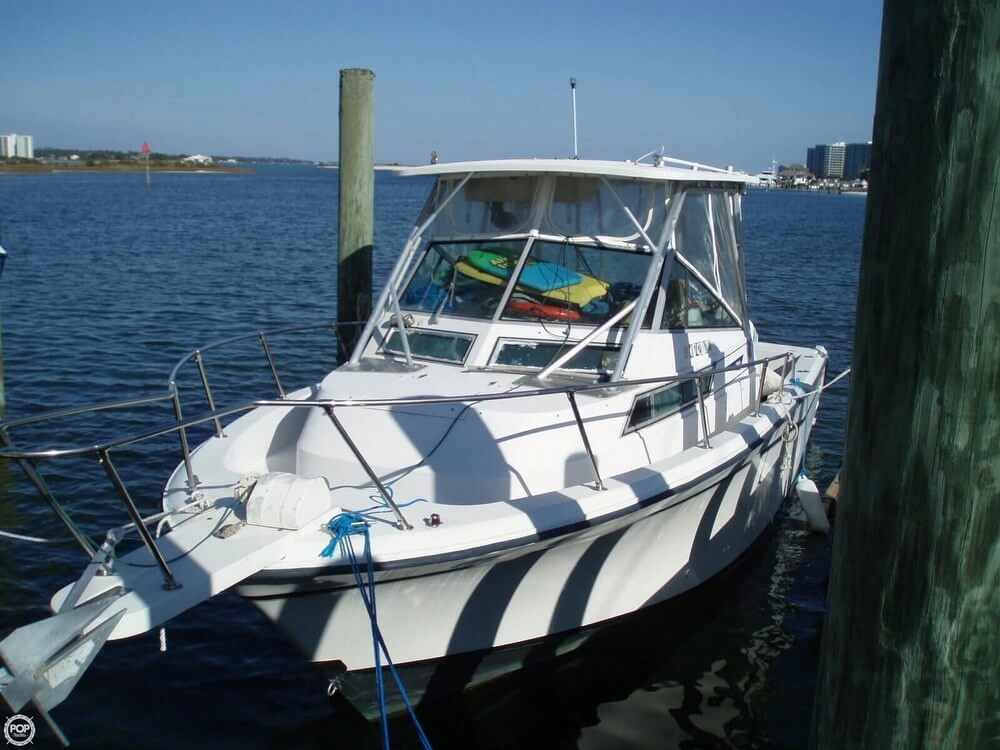 Grady-White 280 Marlin 1989 Grady-White 280 Marlin for sale in Orange Beach, AL