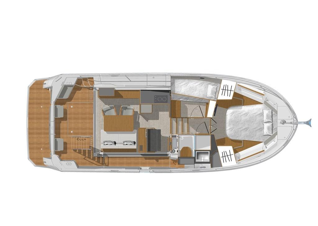Beneteau Swift Trawler 35 Beneteau Swift Trawler 35