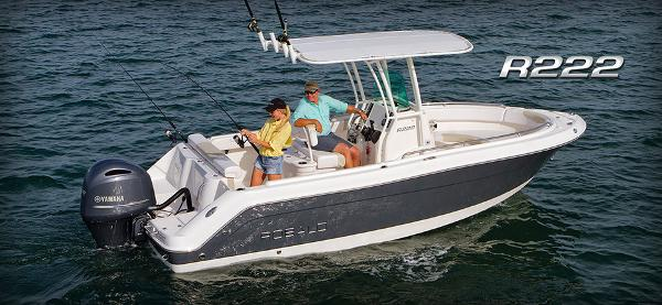 Robalo R222 CC 2016  SISTER SHIP-Manufacturer provided photo