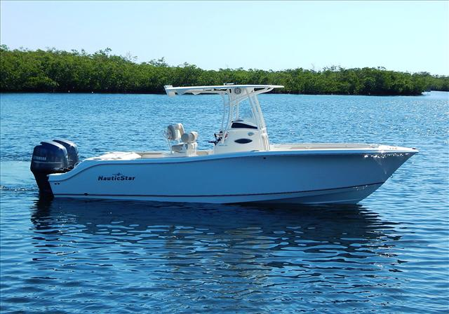 NAUTIC STAR 2500 XS
