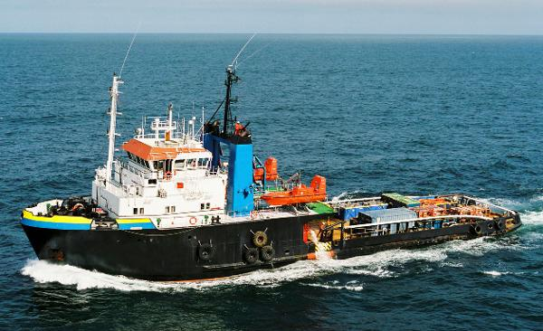 Custom Supply Tug