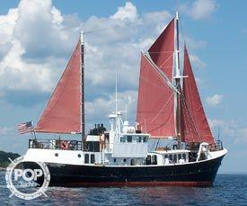 H. De Hass 78 Trawler 1963 H. De Hass 78 Trawler for sale in Gloucester, MA