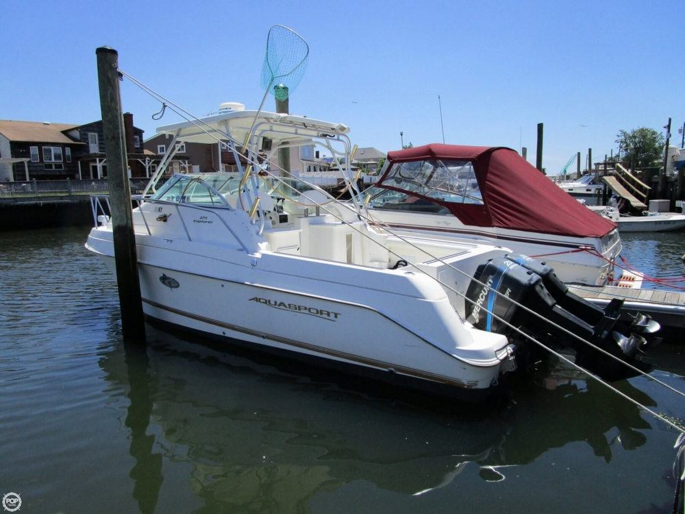 Aquasport 275 Explorer 2001 Aquasport 275 Explorer for sale in Oceanside, NY