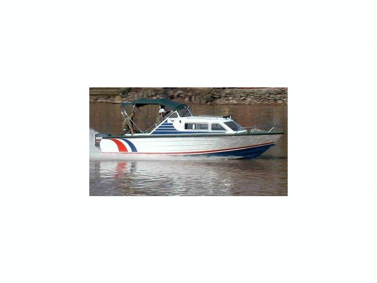 Alu-Kajutboot Karelli 26
