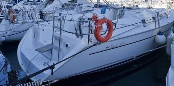 Beneteau Cyclades 43.3 / VAT paid