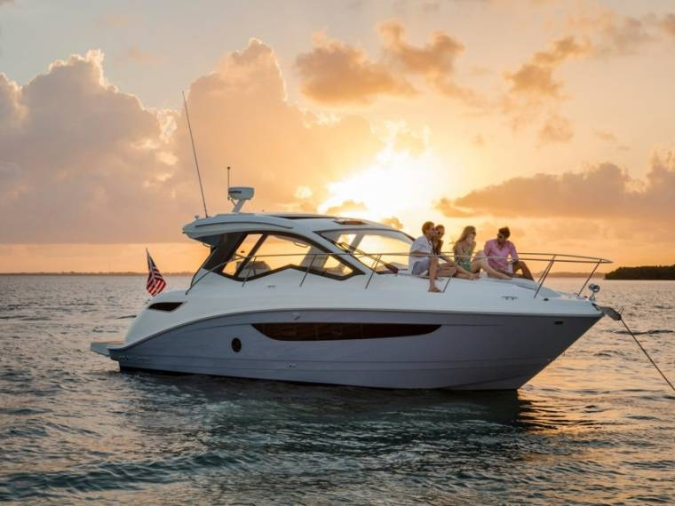 Sea Ray Sea Ray Sundancer 350 Coupe
