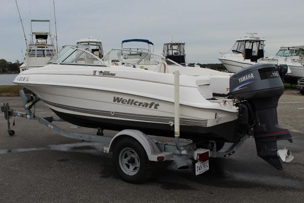 Wellcraft 180 Sportsman