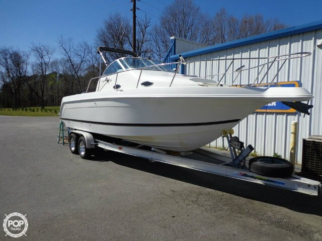 Wellcraft 270 Coastal 1999 Wellcraft 270 Coastal for sale in Thomson, GA