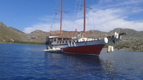 Custom Gulet Ketch