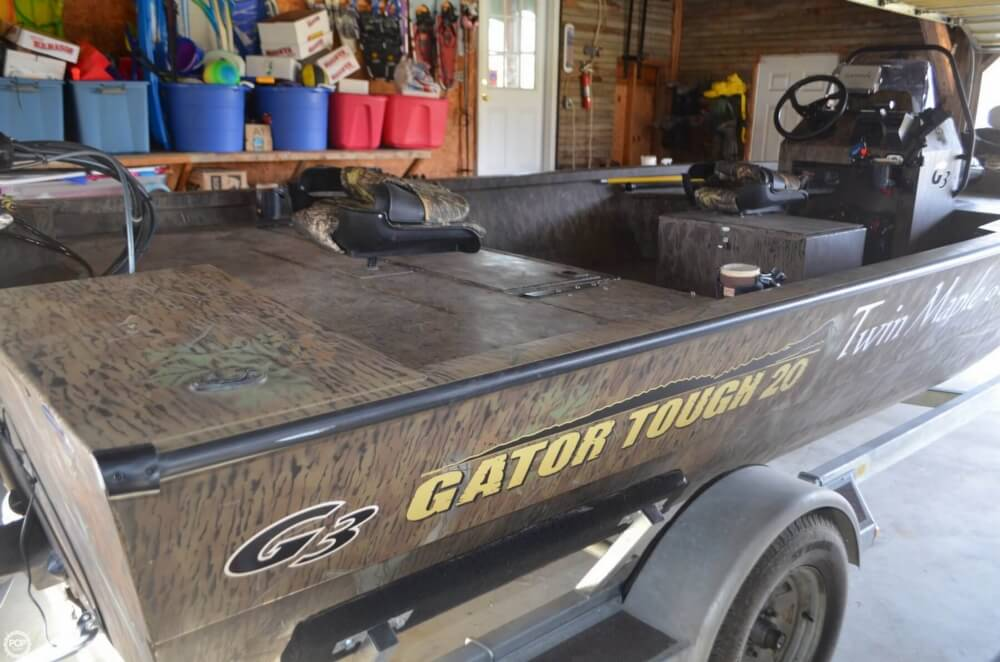 G3 Gator Tough 20 CCJ DLX 2017 G3 20 for sale in Bradford, ME