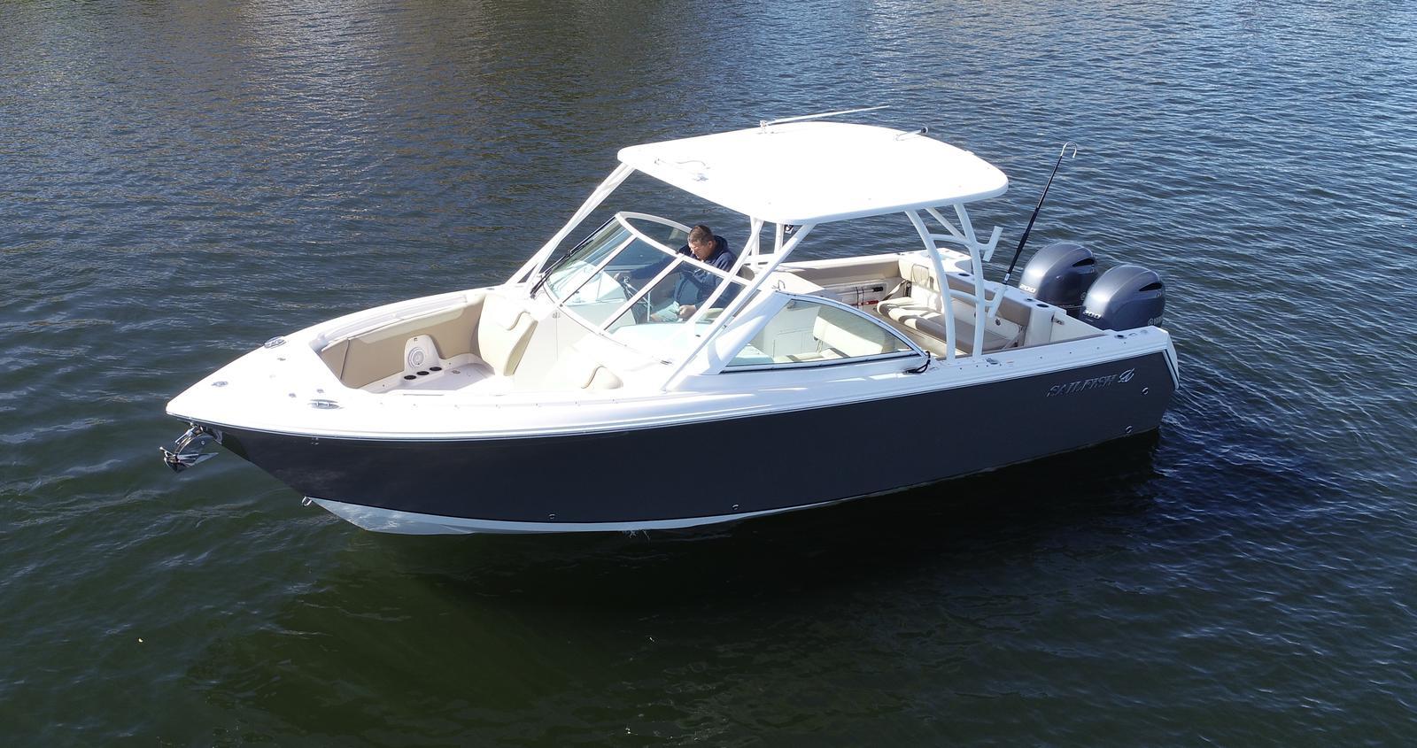 Sailfish 275DC
