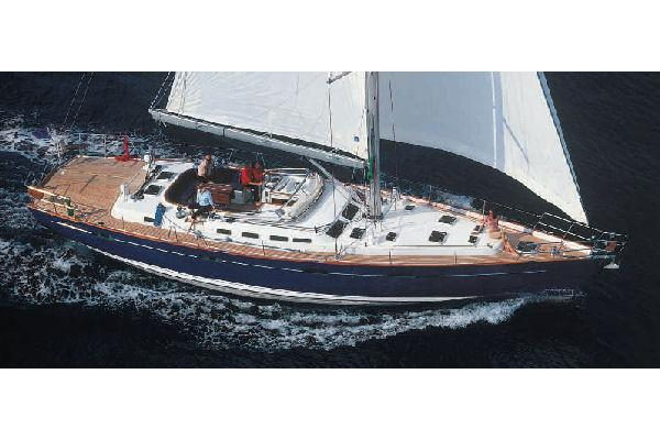 Beneteau 57 Beneteau 57 on Mallorca