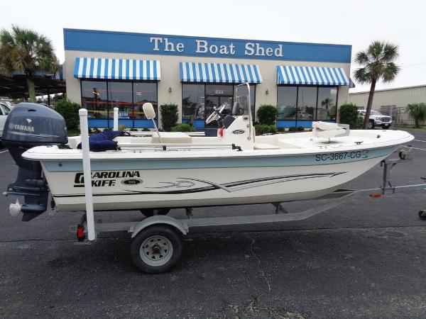Carolina Skiff JVX Series