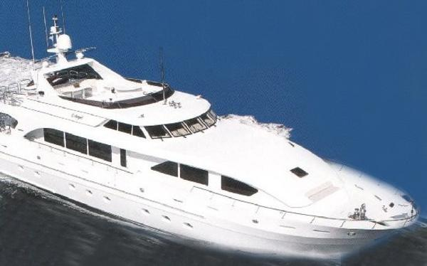 Intermarine Raised Pilothouse Motor Yacht
