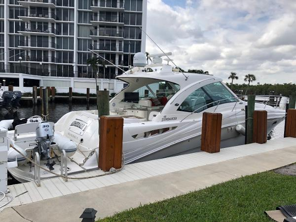 Sea Ray 48 Sundancer 2007 Sea Ray 48 Sundancer - Strbrd Profile