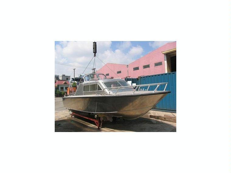 Alu-Kajutboot Karelli 22