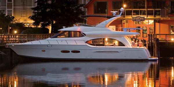 Meridian 580 Pilothouse Sister Boat