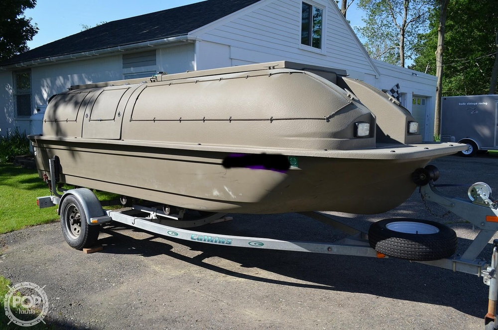 Outlaw Duck Hunting 18 1999 Outlaw Duck Hunting 18 for sale in Portsmouth, NH
