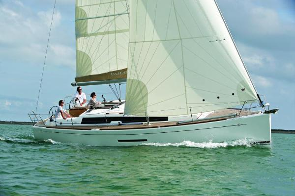 Dufour 380 GL for sale.