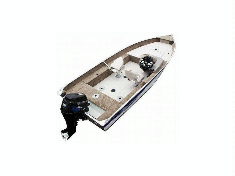 Alu-Marine Boot HSC20 DLX